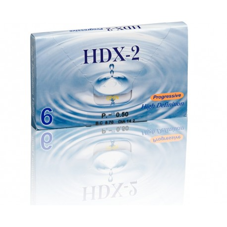 HDX-2 6-Pack